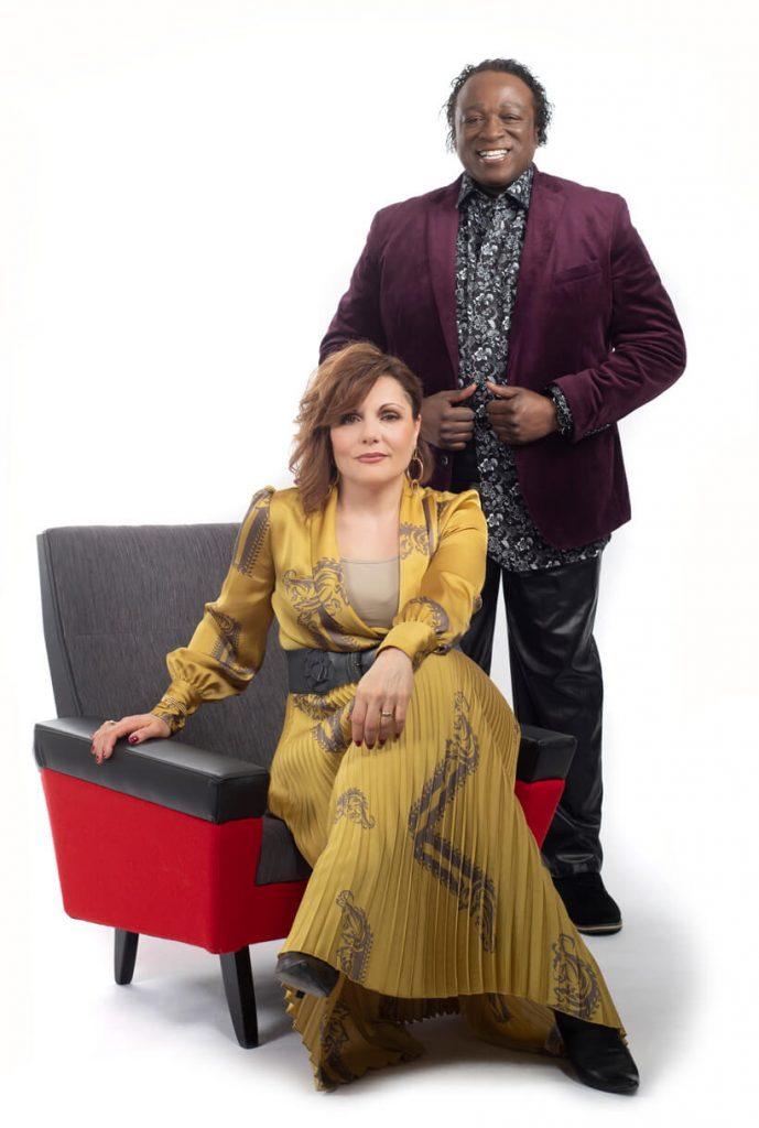 Angela en Lorenzo