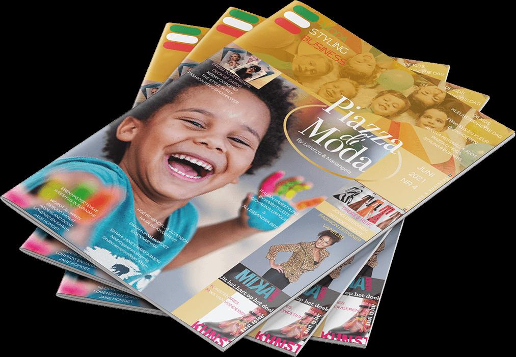 Piazza magazine